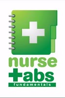 Screenshot of NurseTabs: Fundamentals
