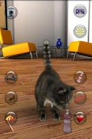 Screenshot of Talking Cat Funny