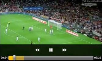 Screenshot of Soccer Highlights