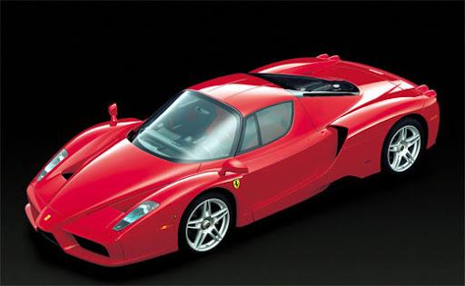 2011 Ferrari Enzo II Nice view