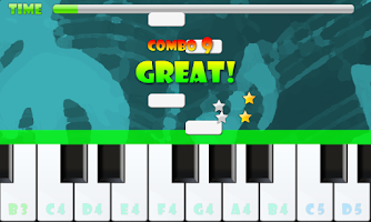 Screenshot of Piano Master Beethoven Special