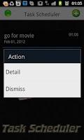 Screenshot of Task Scheduler