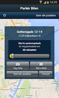 Screenshot of Nordania Leasing