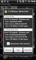 Screenshot of Bluetooth File Transfer