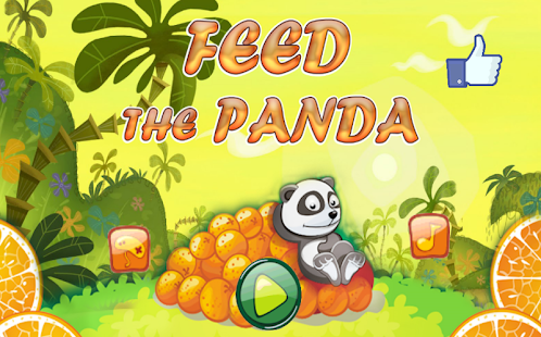 Feed The Panda - screenshot