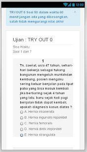 Try Out UKMPPD YARSI - screenshot