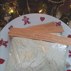 Gingerbread Scones (Gift Bag)