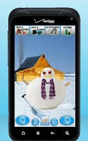 Screenshot of Snowman Maker