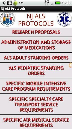 NJ ALS Protocols - Hudson