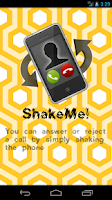 Screenshot of ShakeMe!