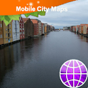 Trondheim Street Map icon