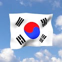 Korean Flag  Livewallpaper icon