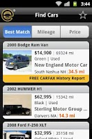 Screenshot of EveryCarListed