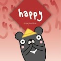 Q-BEN Happy New Year_SQNotePad icon