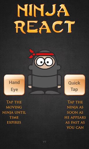 Ninja React free