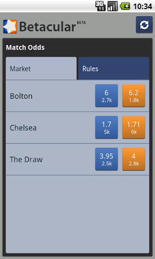 betacular-betfair-viewer for android screenshot