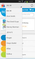 Screenshot of uShop: Australia