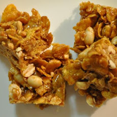 Huey's Peanut Butter Bars