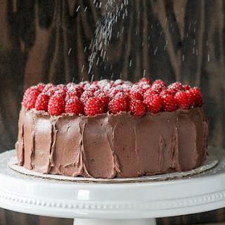 Raspberry Chocolate Mocha Cake Recipes