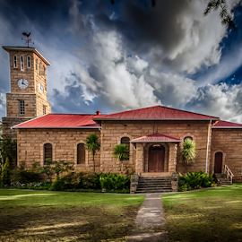 Clarens by Wim Moons - Buildings & Architecture Places of Worship ( church, south africa, clarens )