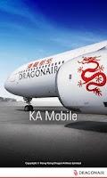 Screenshot of KA Mobile