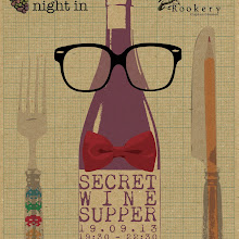 SOLD OUT! September Secret Wine Supper