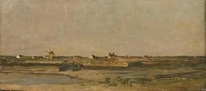 RIJKS: Charles François Daubigny: painting 1878