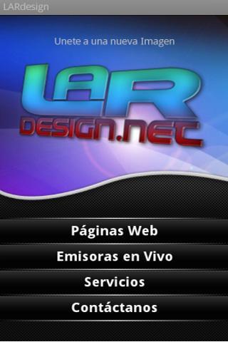 LARdesignApp