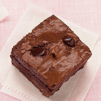 Chocolate-Chip Brownies