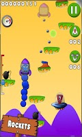 Screenshot of Jump Blob Jump