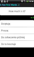 Screenshot of Surface Languages Polish