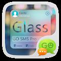 App GO SMS Pro Z Glass Theme EX apk for kindle fire