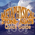 Metaphysical stone quick guide icon