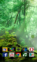Screenshot of Forest 3D Background