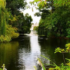 St.James Park London. by Michael Dalmedo - City,  Street & Park  City Parks