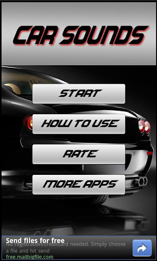 玩娛樂App|汽車的聲音免費|APP試玩