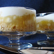 Amaretto Pear Parfaits