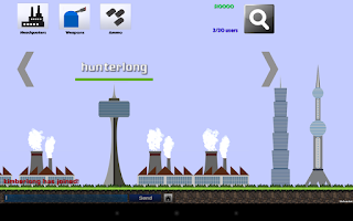 Screenshot of Stronghold2D - Multiplayer War