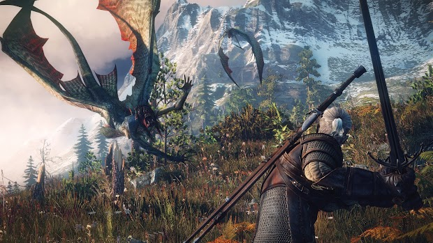 Namco Bandai to distribute The Witcher 3: Wild Hunt