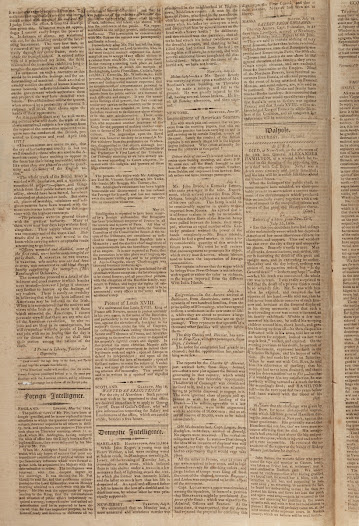 "Hamilton's body was escorted through the streets of lower Manhattan to Trinity Church by military, political, and civic leaders, as well as the ordinary citizens of the city.  As this obituary from July 21 eloquently states, ""Never was a death more sincerely and justly lamented; his loss will be sensibly felt throughout the entire United States."""