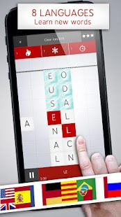 Letris 4: The word game - screenshot