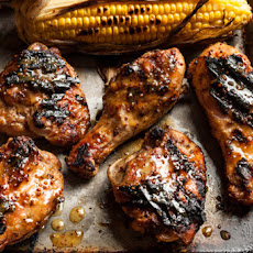 Maple-Mustard BBQ Chicken Recipe