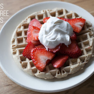 Sinfully Delicious Dairy-free Waffles