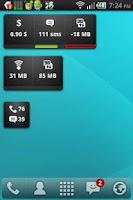 Screenshot of DroidStats Premium (Key)
