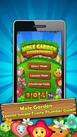 Screenshot of Mole Garden - Flower Plumber