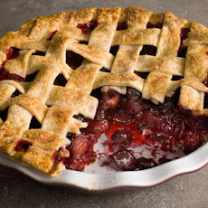 Lattice Cherry Pie Recipe