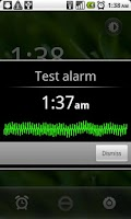 Screenshot of Smarter Alarm