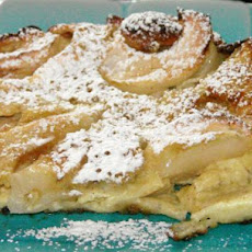 Puffed Apple Pancake