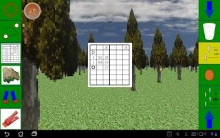 Screenshot of Orienteering for Beginner