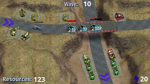 tower-raiders-2-free for android screenshot